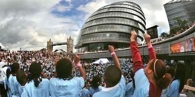 所有活动都在伦敦威斯敏斯特大桥和塔桥之间的泰晤士